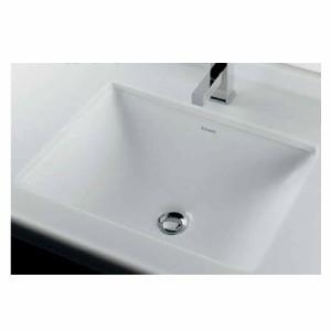 カクダイ アンダーカウンター式洗面器 5L #DU-0305490000