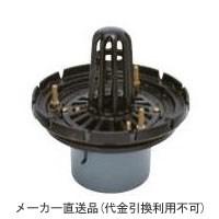 カネソウ 鋳鉄製ルーフドレイン たて引き用 打込型 外断熱用 屋上用(呼称125) ※メーカー直送代引不可 ESPW-2-125