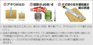 キジマ 桜 ミニ導突鋸 180mm 本体 347-7