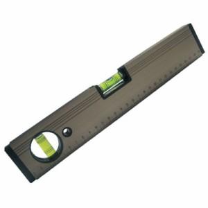 一直線DXアルミ水平器(マグネット無)全長300mm(LP-550)