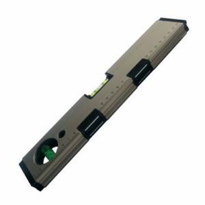 一直線DXアルミ水平器(マグネット付)全長600mm(LP-550M)