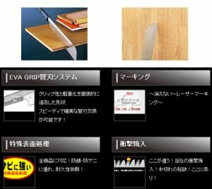 玉鳥 レザーソー ZA型(替刃・240mm) S-306