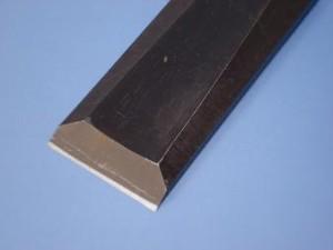 小山金属工業所 叩き・穴屋・差しのみ用 共通替刃(合金鋼) 15mm