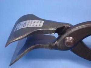 金鹿工具製作所 美松 つかみ箸(口巾 90mm)グリップ付