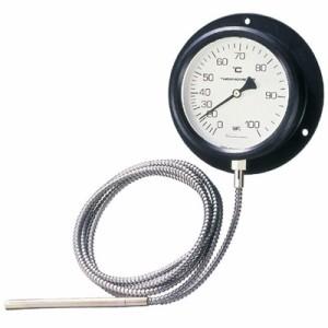 佐藤計量器 壁掛型隔測式温度計 VB-100P 0〜80℃ ※取寄品 4300-08