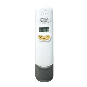 佐藤計量器 ポケットタイプpH計 SK-630PH ※取寄品 6416-00