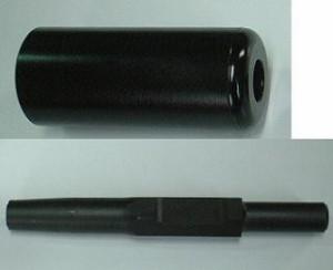 ラクダ単管打込アダプターB型(テーパー軸タイプ)21H用()