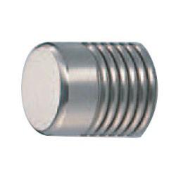 シロクマ 真鍮 ナポリツマミ 20mm径 ホワイト 1箱30個価格 ※メーカー取寄品 KB-42