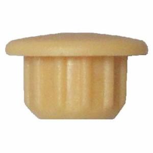 ダンドリビス 穴キャップ 8mm ダークブラウン A8-9(Cbox・500個入) ※取寄品