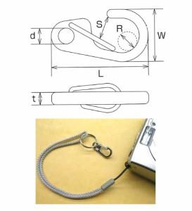 水本機械 ステンレス金具 ミニクリップ 20個価格 MP-2