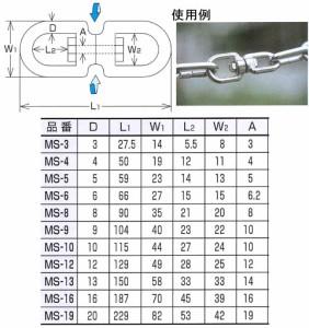 水本機械 ステンレス金具 スイベル 10個価格 MS-12