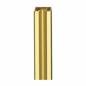 パイオニアテック スクエアスタンド エンド用 ゴールド ※取寄品 BS26-EN200-GO