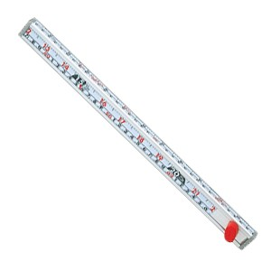 シンワ 3倍尺のび助両方向式 3尺2寸相当(尺相当目盛付)A 65160