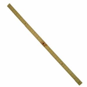 シンワ 竹製ものさし かね2尺 71900