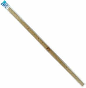 シンワ 竹製ものさし くじら2尺 71854