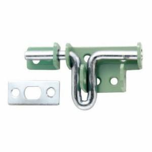 ストロング ストロングラッチ(鉄カラー塗装・グリーン)P45mm(1箱・20個価格) SLNSPGR45