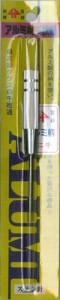 カクマン(普及型) アルミ柄千枚通し 小 2.5×100mm ステン針(1本価格)