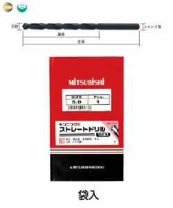 三菱マテリアル ストレートドリル 4.9mm(10個価格) SDD0490