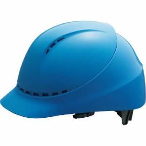 トラスコ ヘルメット高通気性型 帽体ブルー(DPM-1820B)