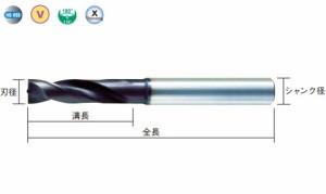 三菱マテリアル バイオレット高精度ドリル 座ぐり用 14mm VAPDSCBD1400