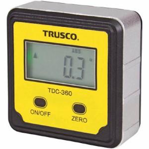 トラスコ デジタル水平傾斜計 デジキュービック※取寄せ品 TDC-360