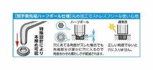 トラスコ 六角棒レンチ用パイプハンドル ※取寄せ品 TPH-1