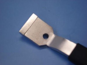 土牛 超硬スクレーパー 3×21 02280