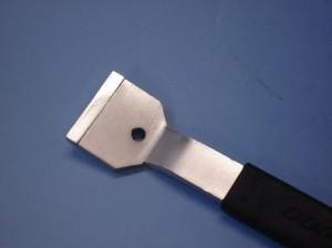 土牛 超硬スクレーパー 11×31 02282