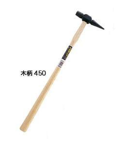 土牛 テストハンマー 1/4ポンド 390mm 木柄タイプ 00170