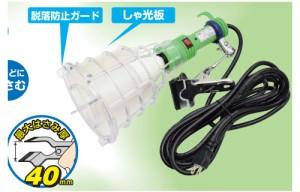 日動 脱落防止LEDクリップランプ 16W HCL-GL165