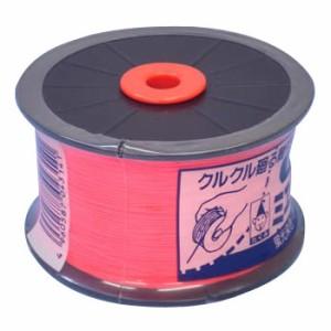 たくみ ミエール水糸 オレンジ(細/500m) 10個価格 4314-1