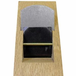 ホーライ 金作 デコラ鉋 50mm ハイス鋼 ステン張 白樫 K-601