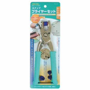 ミツトモ製作所 スナップ プライヤー 10/12/15mm兼用 51391