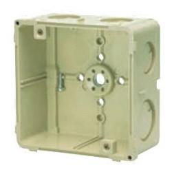 未来工業 埋込四角アウトレットボックス(中形四角深型) 50個価格 CDO-4B-EM