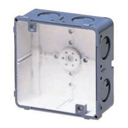 未来工業 結露防止ボックス(埋込四角アウトレットボックス・中形四角深型) 1個価格 CDO-4BDK
