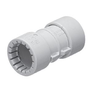 未来工業 カップリング(ウルトラ治具取付用)PF管16用(100個価格) MFSC-16GPC