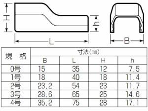 未来工業 プラモール付属品コーナージョイント(3号)ミルキーホワイト 10個価格 MLC-3M