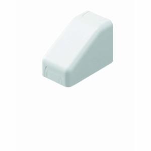 未来工業 プラモール付属品コーナージョイント(ボックスタイプ)カベ白 10個価格 ※取寄品 MLC-BW