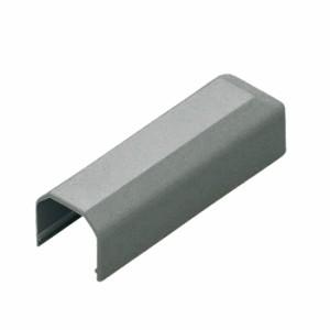 未来工業 ジャンボモール付属品壁カバー ML-20用 グレー 1個価格 ※取寄品 MLE-20G
