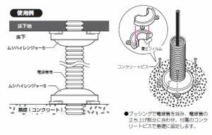 未来工業 ムシハイレンジャーS(ブッシングタイプ)PF管16用(1組価格) MMH-SV16P