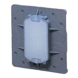 未来工業 大形四角用結露防止プラ塗代カバー 小判型 100個価格 OFL-12PYDK