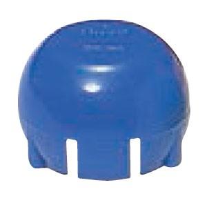 未来工業 安全キャップ 4分ボルト(W1/2)M12ボルト 青(100個価格) SCAP-4B