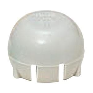 未来工業 安全キャップ 4分ボルト(W1/2)M12ボルト 灰(100個価格) SCAP-4H