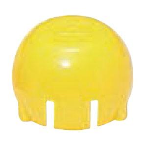 未来工業 安全キャップ 4分ボルト(W1/2)M12ボルト 黄(100個価格) SCAP-4Y