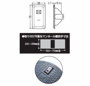 未来工業 プラステロック(10個価格) SFAP-1