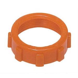 未来工業 薄鋼電線管用(フタ無)ポリカブッシング(絶縁ブッシング)薄鋼15用 100個価格 ZVO-15