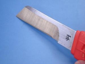 未来工業 電工ナイフ(両刃)【デンコーマック(樹脂グリップ)】(235mm)(DM-1)