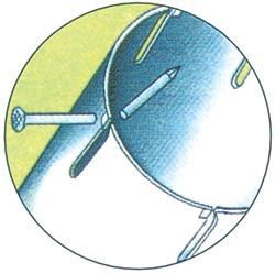 ミヤナガ ウッディングコアドリル(ポリクリック)50mm ストレートシャンク