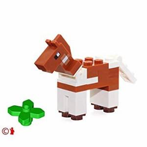 From Set 22137 LEGO Minecraft Animal MiniFigure Black Sheep
