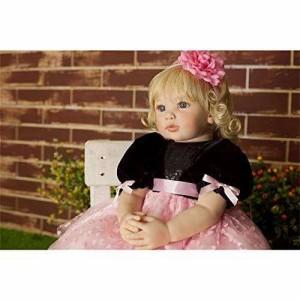リボーンドール リアル 赤ちゃん人形 トドラードール ベビードール 55cm 高級 かわいい 洋服セット 女の子 ba017